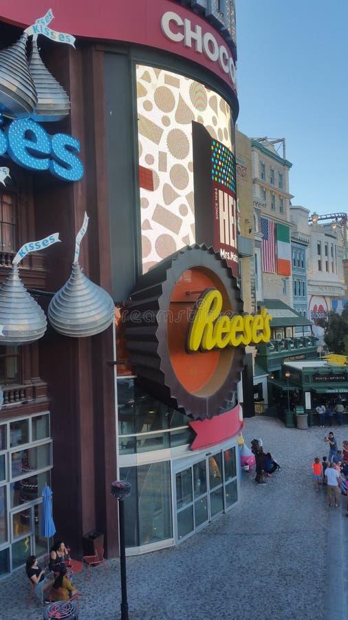 Reese& x27 ; s Vegas photos libres de droits