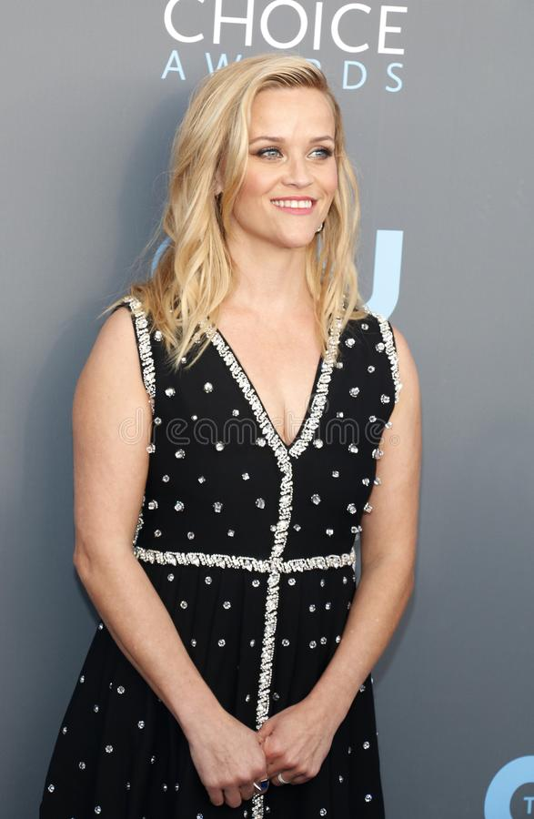 reese witherspoon 库存图片