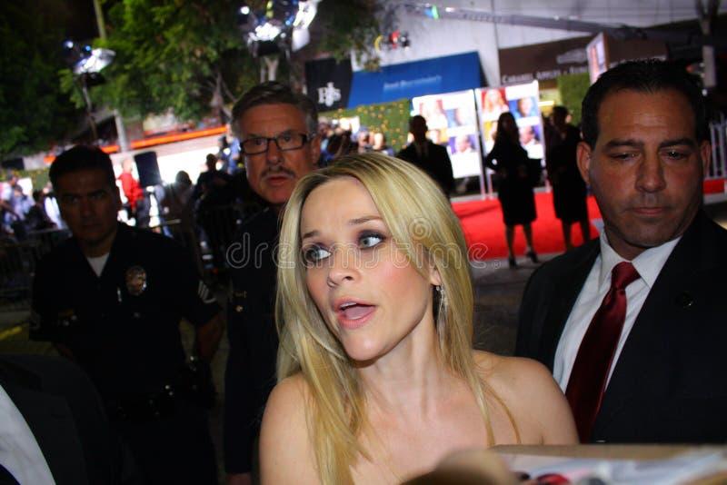 Reese Witherspoon immagini stock libere da diritti