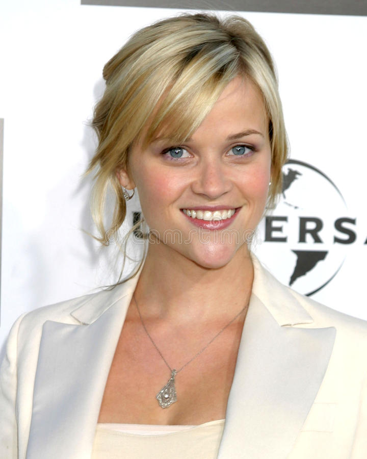 Download Reese Witherspoon redaktionelles stockfotografie. Bild von spiel - 26358257