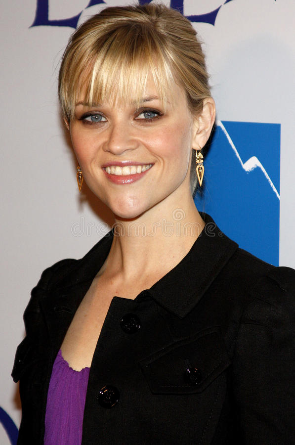 Reese Witherspoon fotografia stock