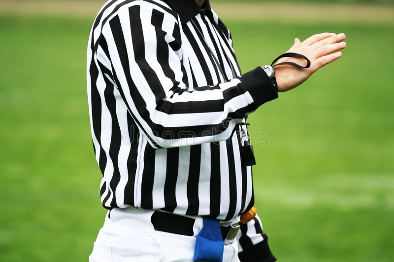 Download Referee decision stock image. Image of decision, recreation - 2207515