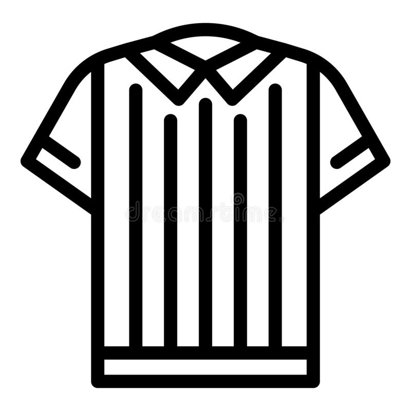 Referee Shirt Vector Images (over 1,300)
