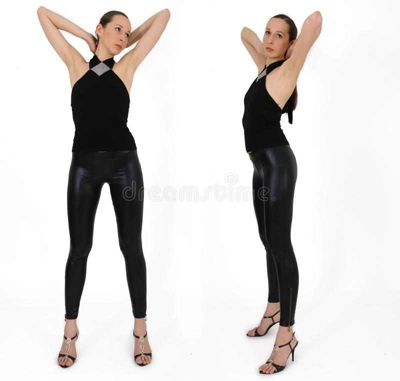 Download Reference Poses For Sketches Stock Photo - Image of sketches, back: 9009834