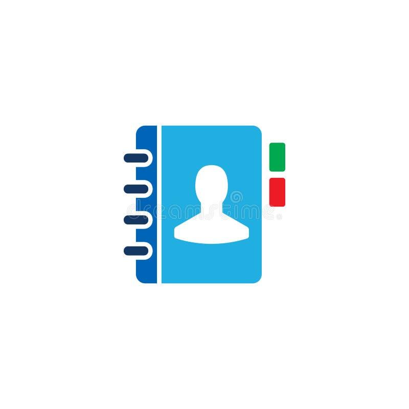 Referentie Logo Icon Design royalty-vrije illustratie