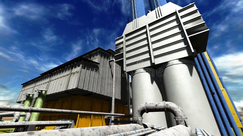 Refinery Stock Photos