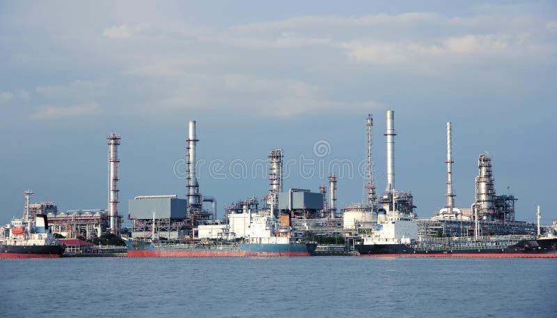 Download Refinery stock image. Image of coast, canal, modern, bangkok - 26770291