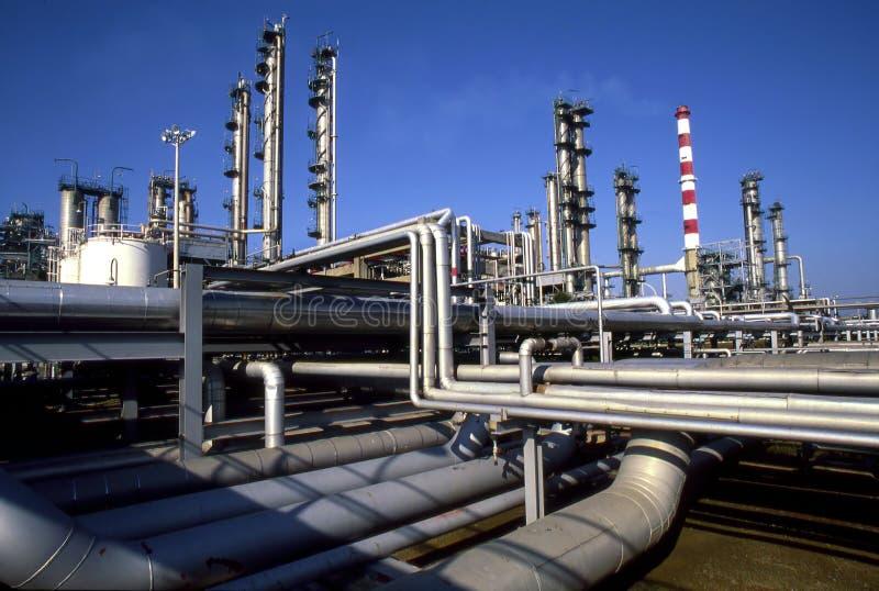 Download Refinery stock image. Image of burner, environment, pump - 3156131