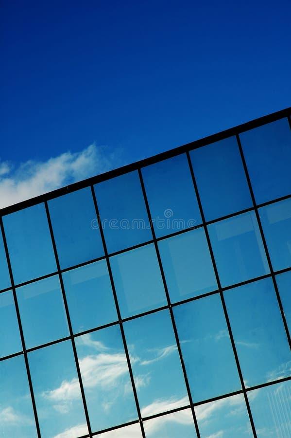 Download Reflété image stock. Image du construction, place, architecture - 60301