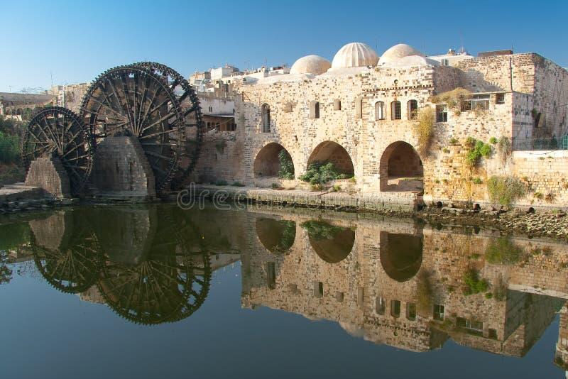 Reflétez dans Hama photo libre de droits