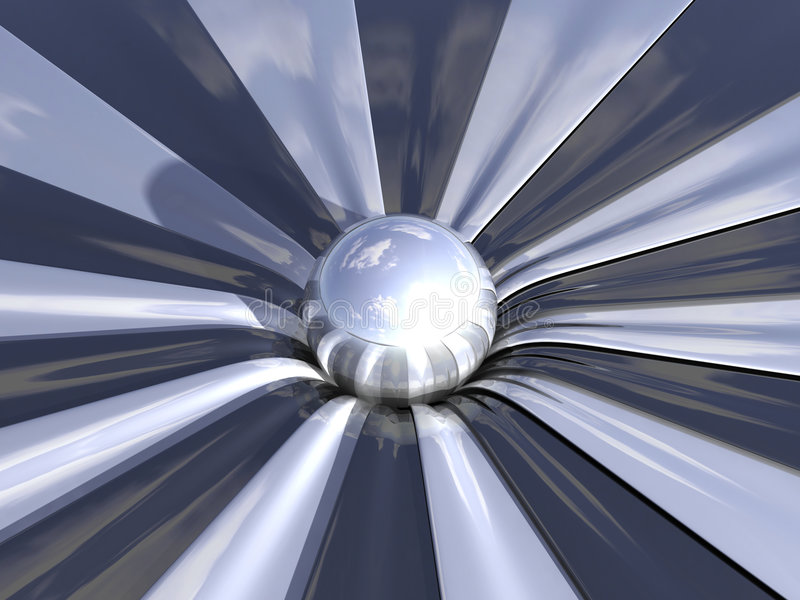 Download Reflect ball stock illustration. Image of glossy, artwork - 9284016