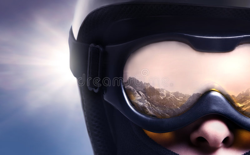 Download Reflectio in glasses stock photo. Image of portrait, speed - 2055774