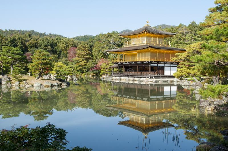 Reflection, Chinese Architecture, Nature, Water royalty free stock images