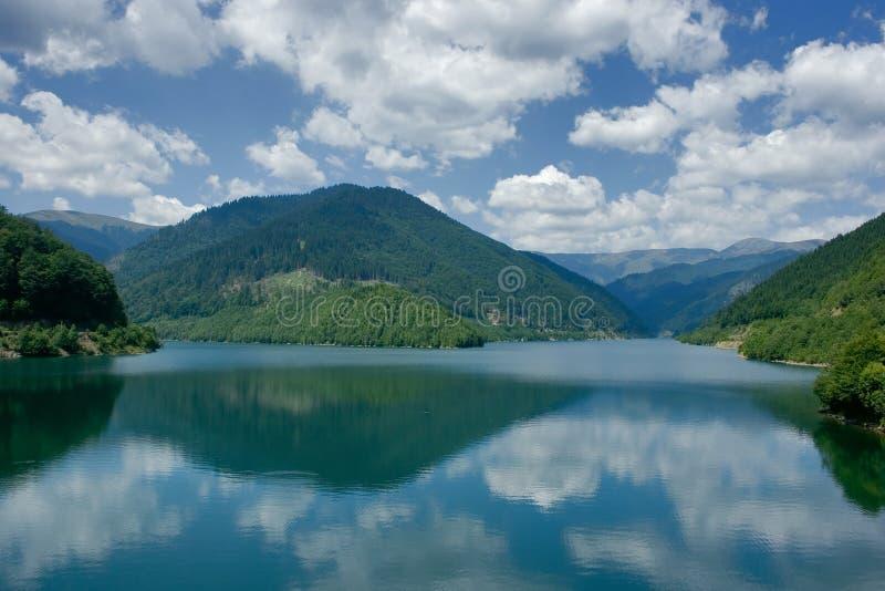 Reflection lake royalty free stock photo