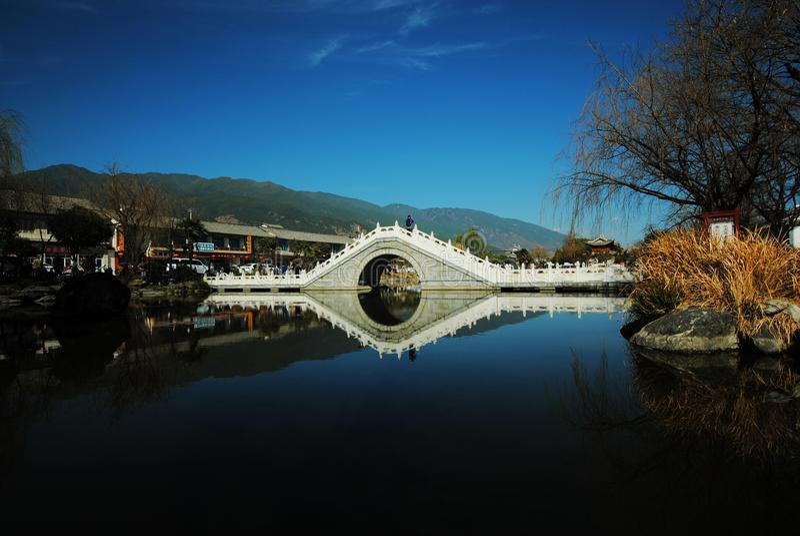 Dali Xizhou Ancient Town, Yunnan stock photos