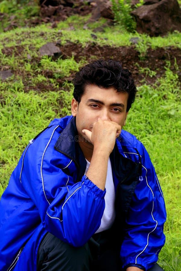 reflection sad στοκ φωτογραφία με δικαίωμα ελεύθερης χρήσης
