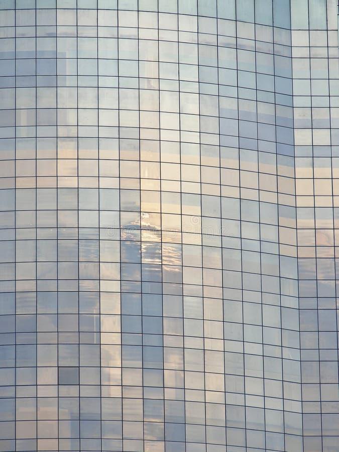Reflection sky royalty free stock photo