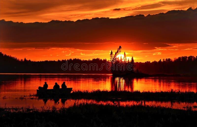 Reflection, Sky, Sunset, Sunrise royalty free stock image