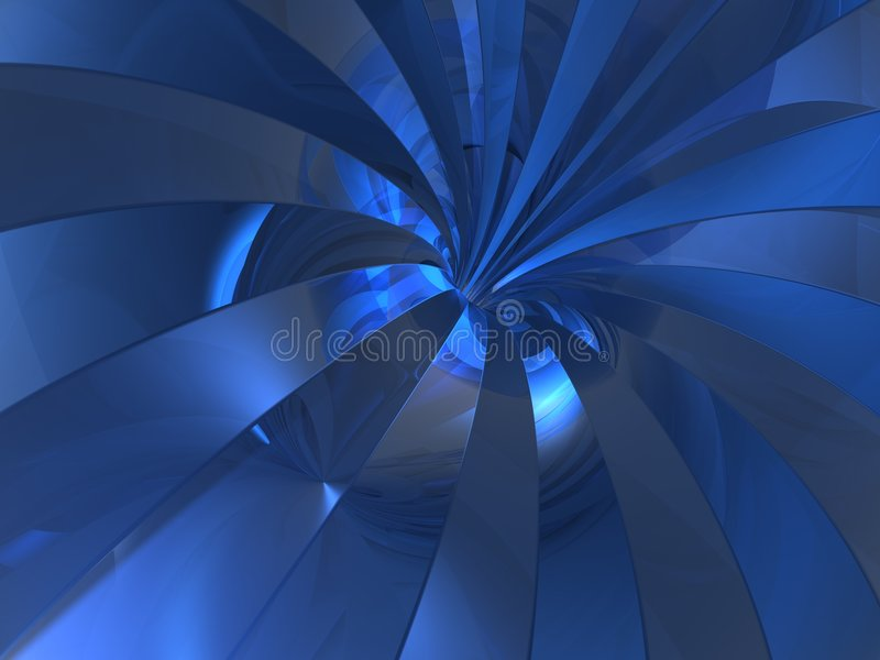 Download Reflection Swirl Stock Photography - Image: 1451782