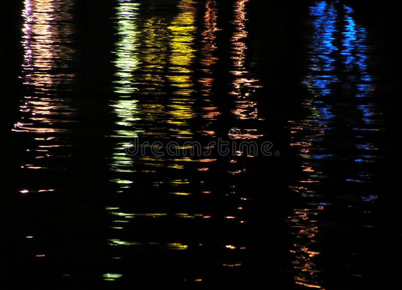 Download Reflections stock image. Image of water, light, black - 1889163