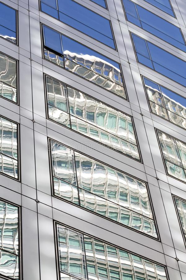 Download Reflective of windows stock photo. Image of business, colors - 7710472