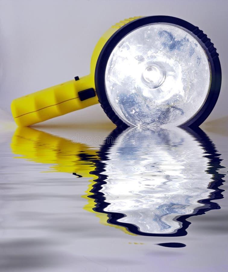 Reflector imagen de archivo