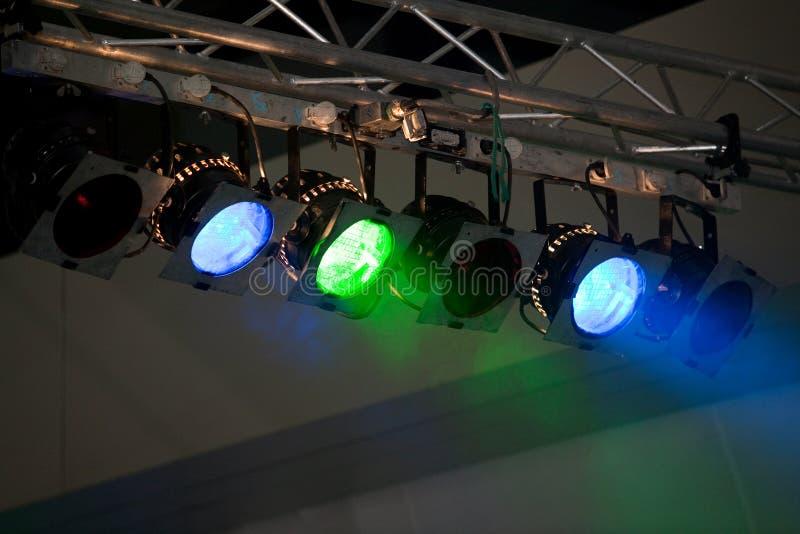 Reflektoren stockfotografie