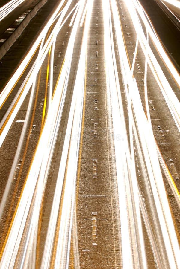 reflektory rzeczni fotografia stock