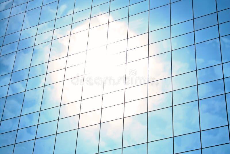 Reflexão solar foto de stock royalty free