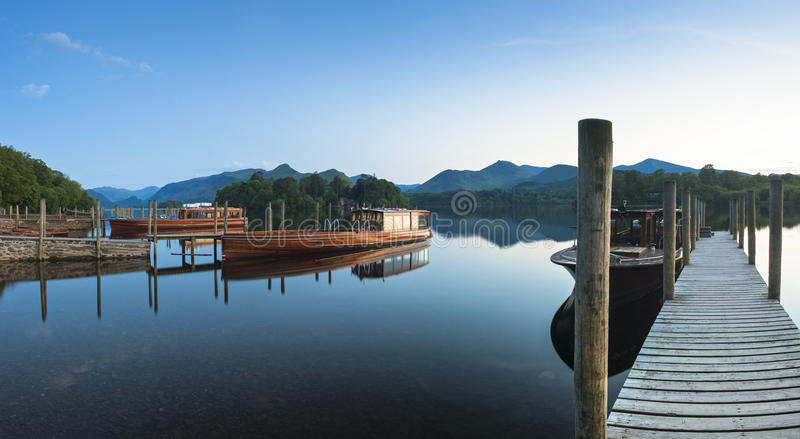 Reflexões, distrito inglês do lago imagem de stock royalty free