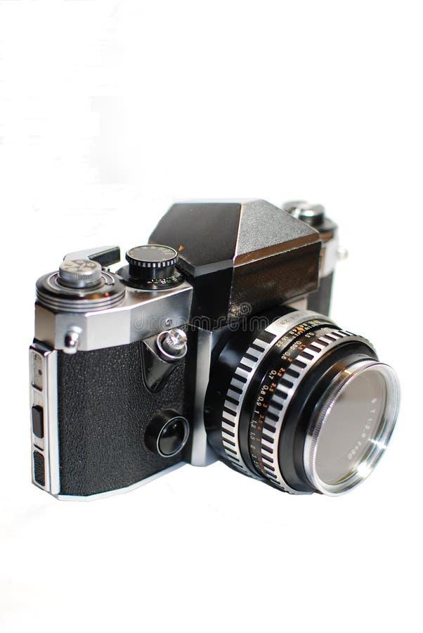 Reflex Camera Royalty Free Stock Photos