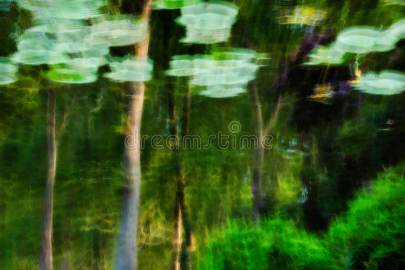 reflexión fotografía de archivo