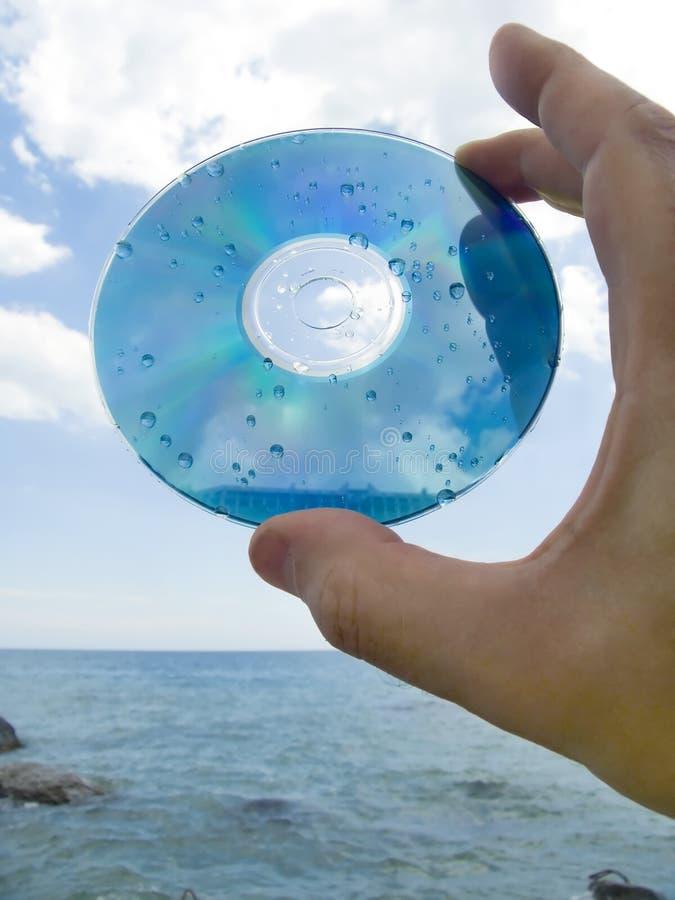 Reflexión celeste fotografía de archivo libre de regalías
