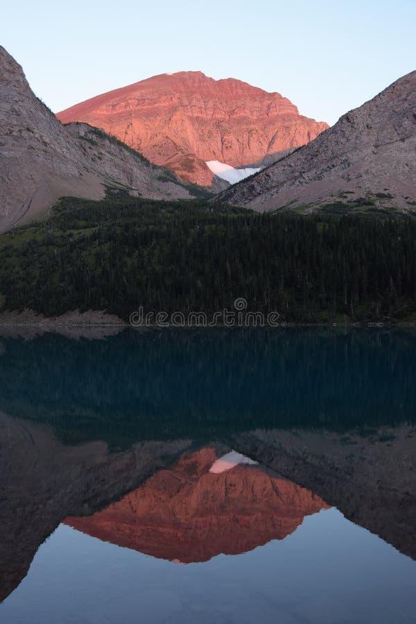Reflexión de Carthew del soporte imagen de archivo libre de regalías