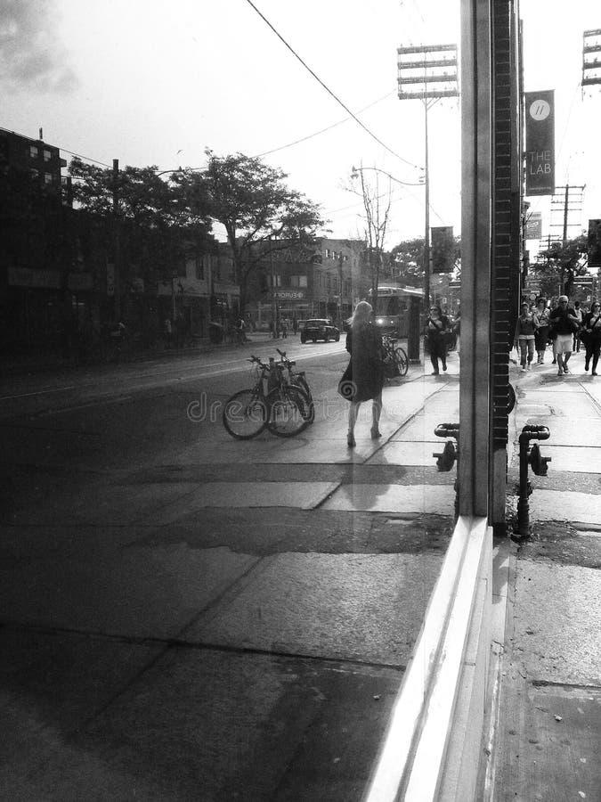 Reflexión de la ciudad fotos de archivo libres de regalías