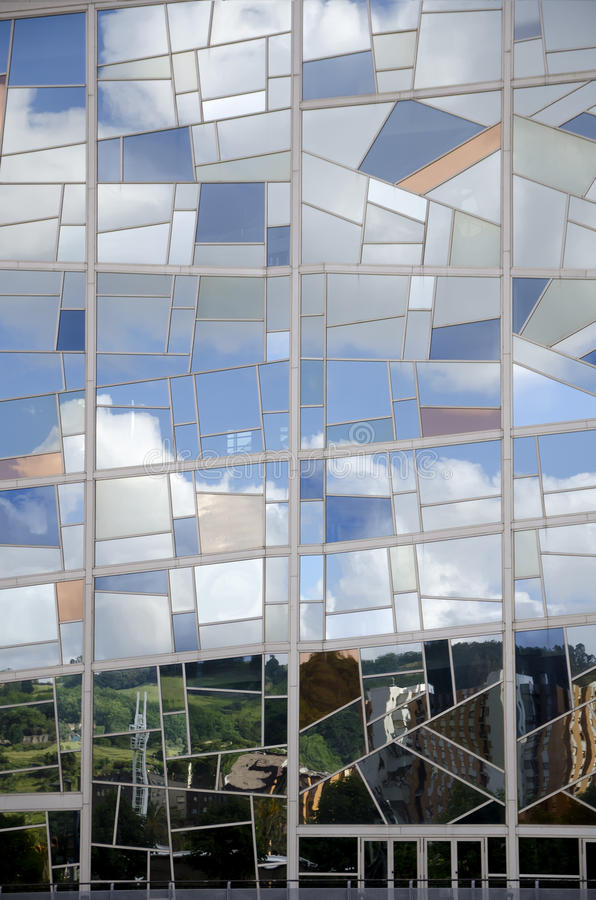 reflexion lizenzfreies stockbild