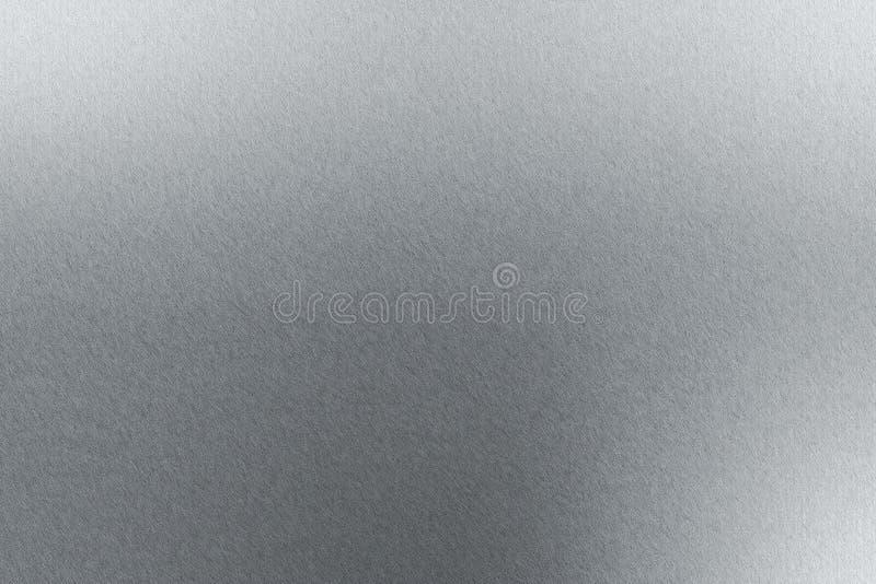 Reflexion des dünnen Aluminiumblattes, Beschaffenheitshintergrund lizenzfreies stockfoto