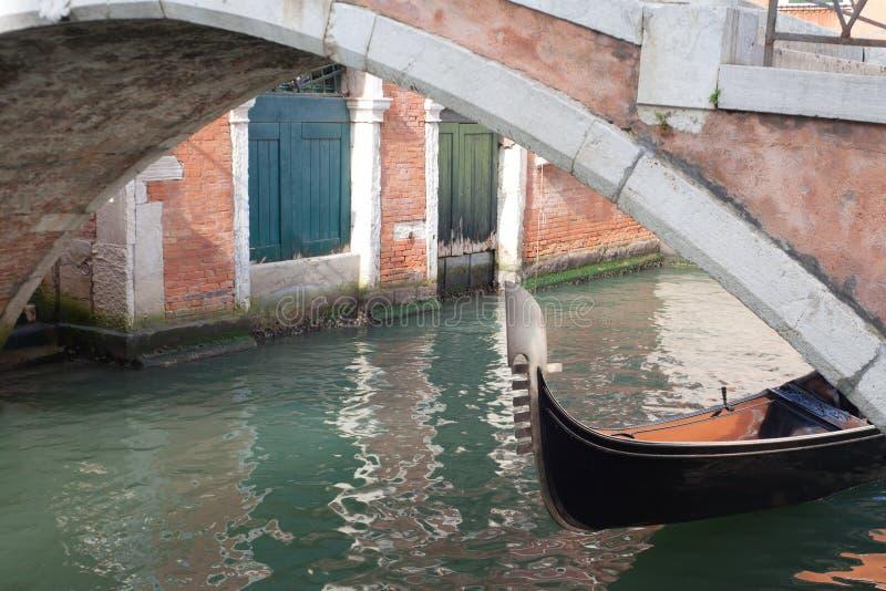 Reflexionen in Venedig, Italien. lizenzfreies stockfoto