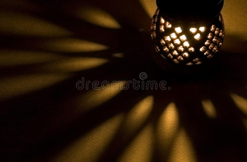 Candlelight arkivbilder