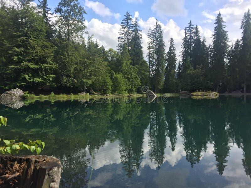 Reflexioner i laken fotografering för bildbyråer