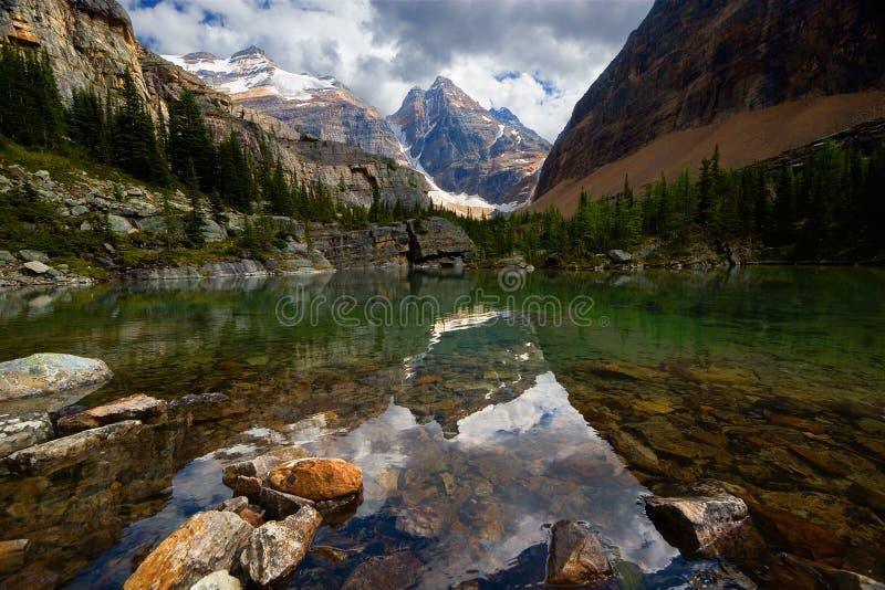 Download Reflexiones foto de archivo. Imagen de lago, reflexión - 1280366