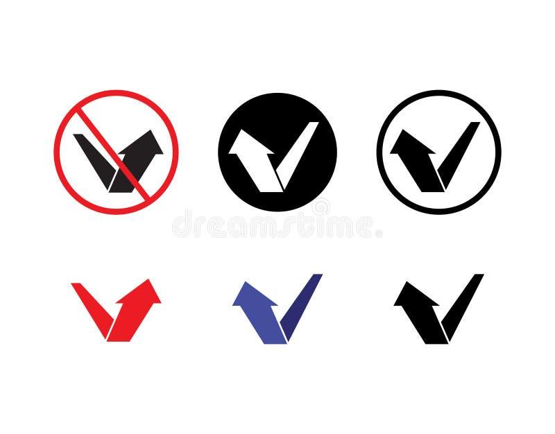 Reflexionssymbol, ombunden symbol, vektorillustration vektor illustrationer