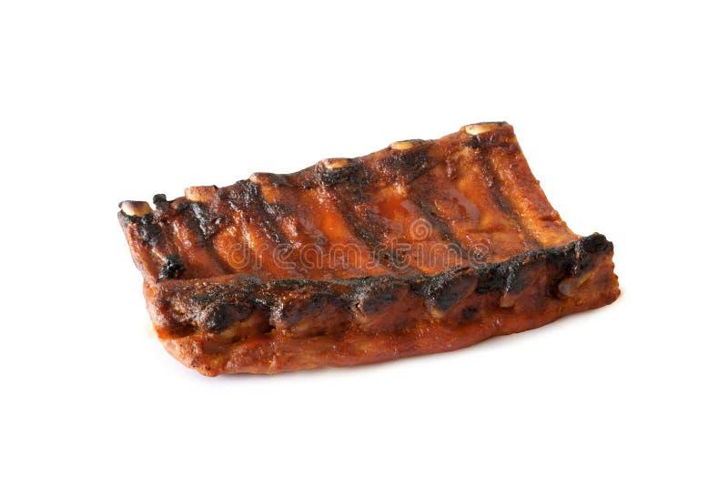 Reforços de carne de porco imagem de stock