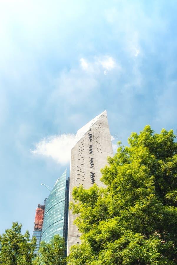Reforma塔,墨西哥 免版税库存图片