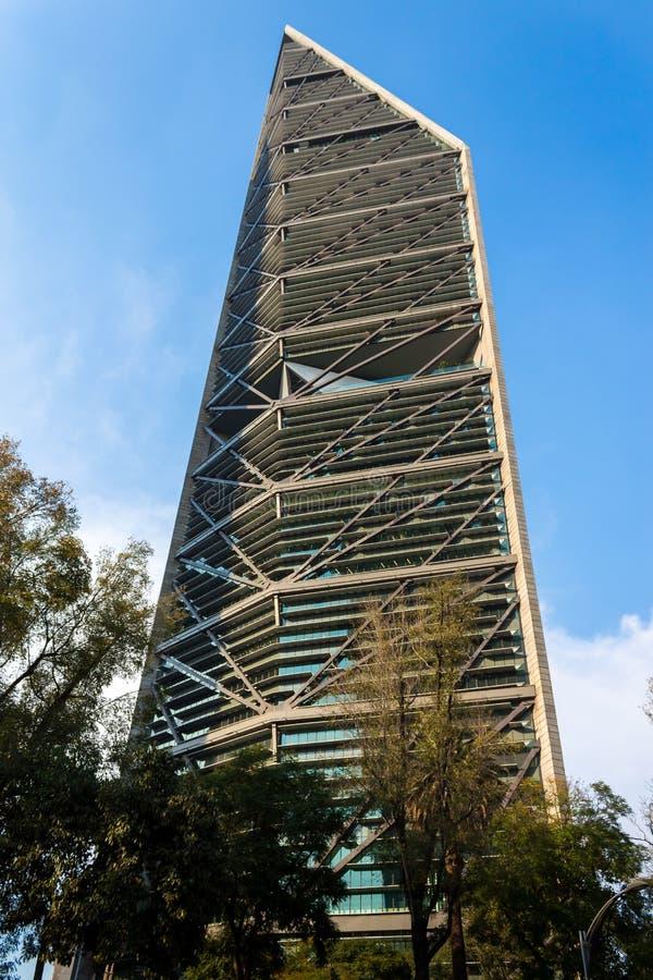Reforma塔 免版税库存照片