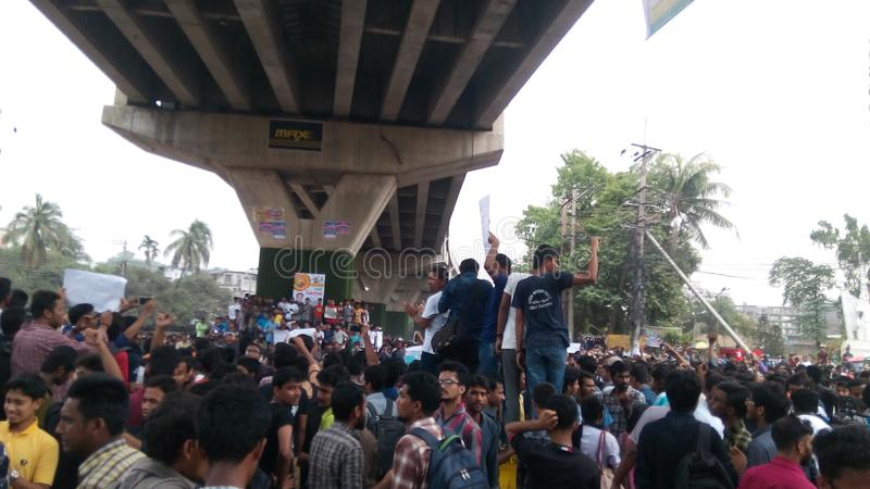 Reforma kontyngent bd fotografia stock