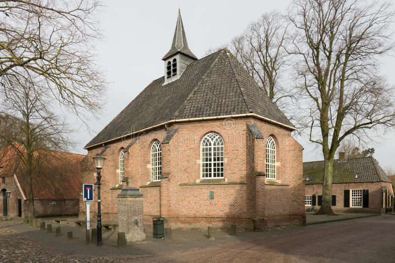 Reformed Church. royalty free stock photo