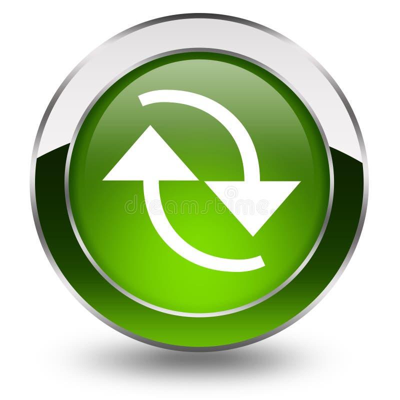 Download Refresh button stock illustration. Illustration of illustration - 22376498