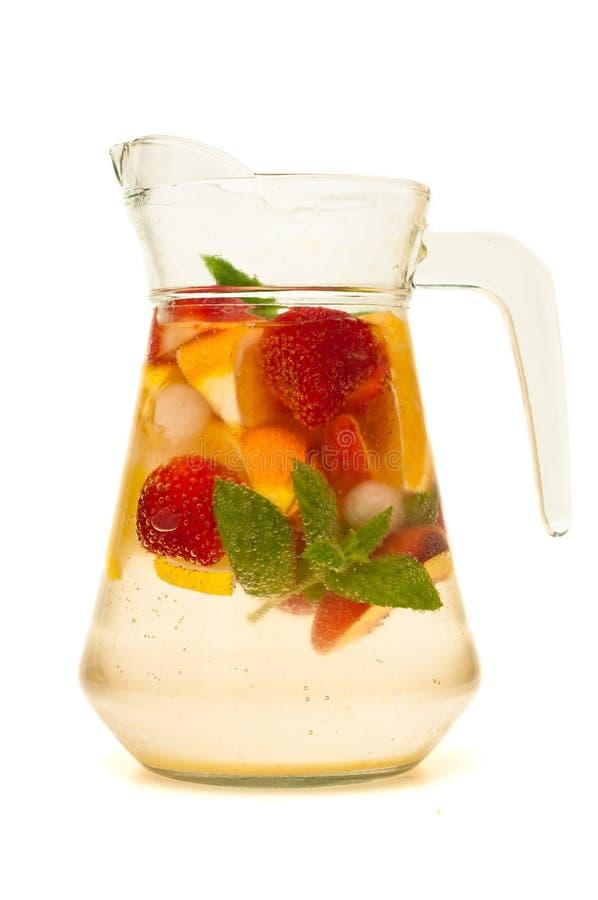 Download Refreshing fruit cocktail stock photo. Image of nobody - 16176048