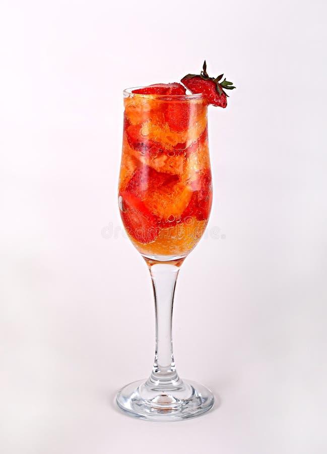 Free Refreshing Fruit Cocktail Stock Photo - 4215240